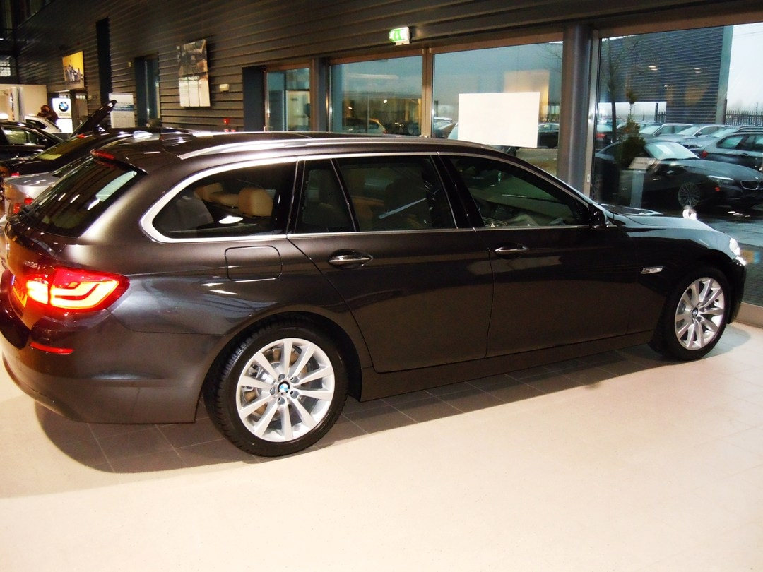 Bmw 5 Touring 520d Executive Leasen Autoleasecontract Nl